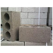 Блок керамзитобетонный 3-х пустотный стеновой | 390х190х188 | М75 | Калита