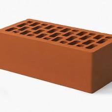 Кирпич облицовочный керамический красный гладкий 1,4 НФ   250х120х88   М150   ТД Браер