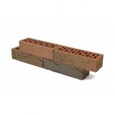 Кирпич облицовочный керамический «Баварская кладка кора дуба» 1 НФ | 250х120х65 | М150 | ТД Браер