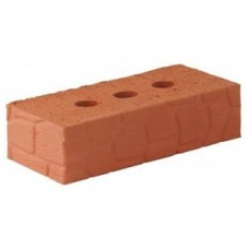 Кирпич строительный рядовой полнотелый | 250х120х65 | М250 | Рязань | Красный
