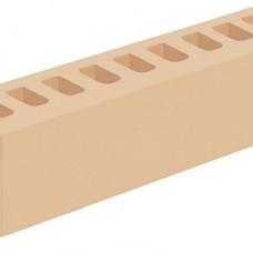 Кирпич облицовочный «Слоновая кость» пустотелый 0,5 НФ | 250х65х65 | M200 | Железногорск КЗ