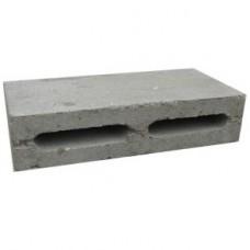 Блок керамзитобетонный пустотелый перегородочный (П0,5) | 390х90х188 | ГС-Блок