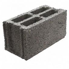 Блок керамзитобетонный 4-х пустотный стеновой | 390х190х188 | М50 | Калита