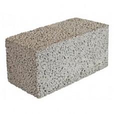 Блок керамзитовый полнотелый стеновой | 390х190х188 | М35 | Калита