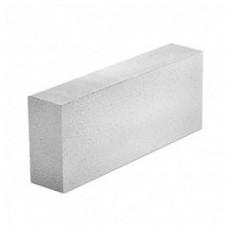 Блок газобетонный плоские грани | 600х250х100 | D500 | Thermocube
