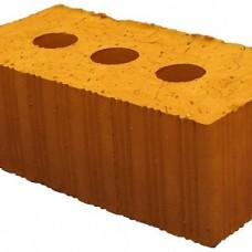 Кирпич строительный утолщенный полнотелый (3 тех.отверстия) | 250х120х88 | М150 | Ломинцево | Красный