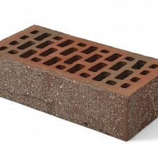 Кирпич облицовочный керамический «Баварская кладка» риф с песком 1 НФ   250х 120х 65   М150   ТД Браер