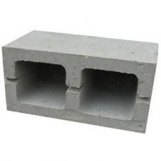 Блок керамзитобетонный (Евро) | 390х190х188 | М50 | ГС-Блок