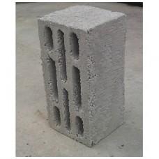 Блок керамзитобетонный 8-ми пустотный стеновой | 390х190х188 | М75 | Калита