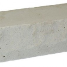 Кирпич силикатный одинарный лицевой колотый неокрашенный 1,4 НФ | 250х88х120 | М150 | Ковров