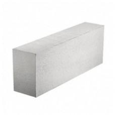 Блок газосиликатный перегородочный плоские грани | 600х250х100 | Aerostone