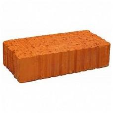 Кирпич строительный рядовой полнотелый | 250х120х65 | М100 | Сафоново | Красный