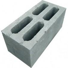 Блок керамзитобетонный (К4у) | 390х190х188 | ГС-Блок