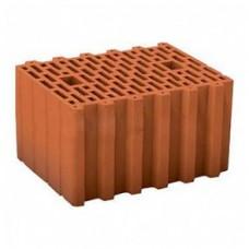 Камень керамический 10,7 НФ крупноформатный | 380х250х219 | М100 | ТД Браер | Красный