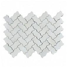 Плитка тротуарная ВОЛНА вибропрессованная Циркон | 240х135х80 | BRAER
