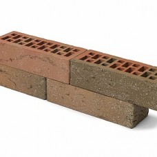 Кирпич облицовочный керамический «Баварская кладка кора дуба» с песком 1 НФ | 250х120х65 | М150 | ТД Браер