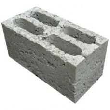 Блок керамзитобетонный (К4л) | 390х190х188 | ГС-Блок