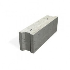 Блок стены подвала ФБС-9-6-6