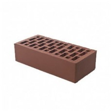 Кирпич облицовочный керамический «Бордо» гладкий 1 НФ | 250х120х65 | М150 | ТД Браер