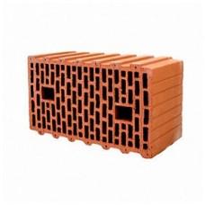 Камень керамический 14,3 НФ крупноформатный | 510х250х219 | М100 | ТД Браер | Красный