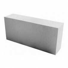 Блок газобетонный плоские грани   600х250х125   D600   Thermocube