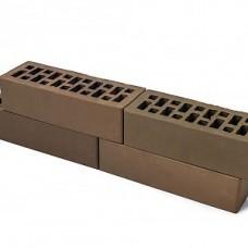 Кирпич облицовочный керамический «Баварская кладка мокко» 1 НФ | 250х 120х 65 | М150 | ТД Браер