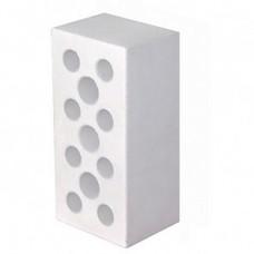 Кирпич силикатный утолщенный пустотелый рядовой (11) 1,4 НФ | 250х120х88 | М200 | Ковров
