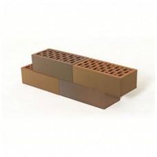 Кирпич облицовочный керамический «Баварская кладка» 1,4 НФ | 250х120х88 | М150 | ТД Браер