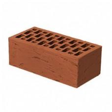 Кирпич облицовочный керамический «Красный риф» 1 НФ | 250х120х65 | М150 | ТД Браер