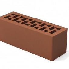 Кирпич облицовочный керамический красный гладкий 0,9 НФ | 250*85*88 | М150 | ТД Браер
