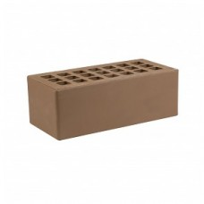 Кирпич облицовочный «Темно-коричневый» 1,4 НФ | 250х120х88 | M200 | Железногорск КЗ