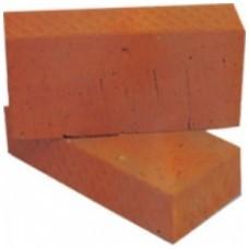 Кирпич строительный рядовой полнотелый | 250х120х65 | М100 | Азарово | Красный